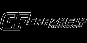crazyfly kiteboarding logo